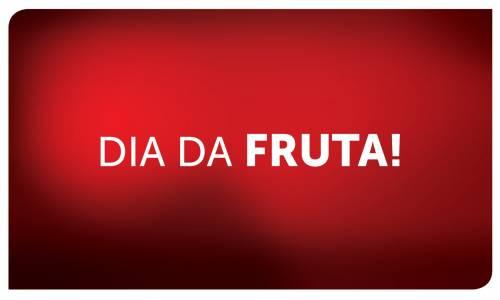 "Sempre às segundas-feiras é o ""Dia da fruta"" na DânicaZipco – Joinville"