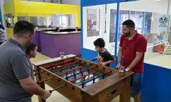 """Dia de diversão na unidade de Joinville em comemoração ao """"Dia das Crianças"""""""