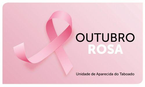 Mês de prevenção do câncer de mama
