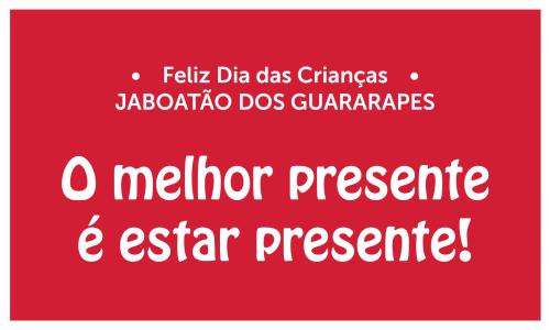 """Dia de diversão na unidade de Jaboatão dos Guararapes em comemoração ao """"Dia das Crianças"""""""