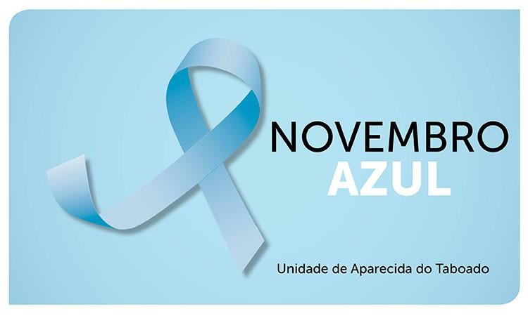 A DânicaZipco apoia a prevenção do câncer de próstata!