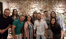 Confraternização Joinville 2019!
