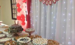 Muitos doces e alegria na Comemoração dos Aniversariantes de Dezembro em Joinville!