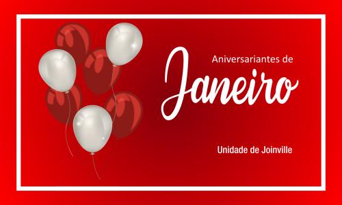 Muita cor e alegria na Comemoração estilo Verão dos Aniversariantes de Janeiro em Joinville!