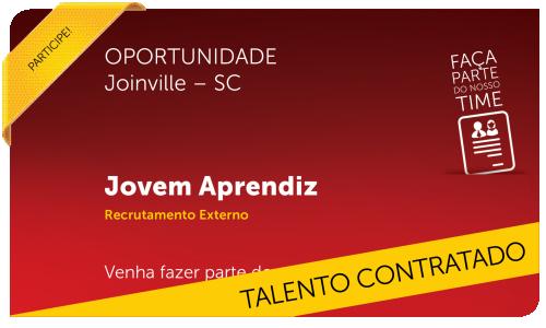 Jovem Aprendiz | Joinville - SC